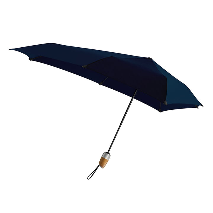Parapluie Automatique DELUXE, par Senz en Midnight Blue