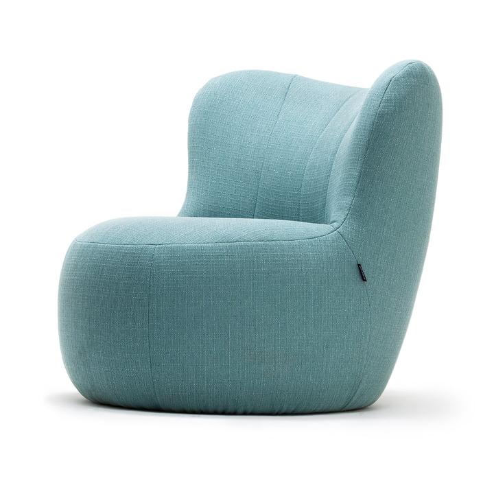 Fauteuil 173 de freistil en turquoise clair (1031)