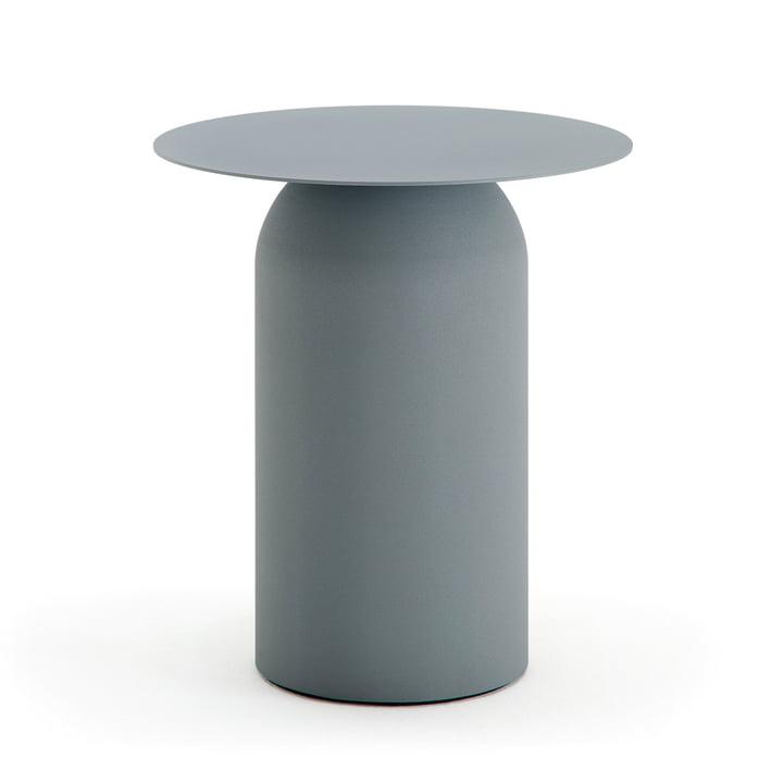 Table basse 154 H 49 cm Ø 43 cm de freistil en gris basalte (RAL 7012)