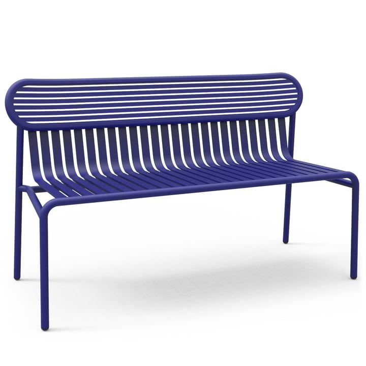 Petite Friture - Banc Week-end, bleu (RAL 5002)