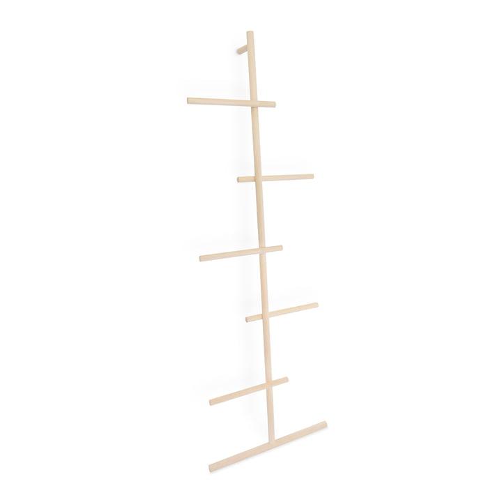 kommod - Wendra Porte-serviettes / armoire inclinée en chêne