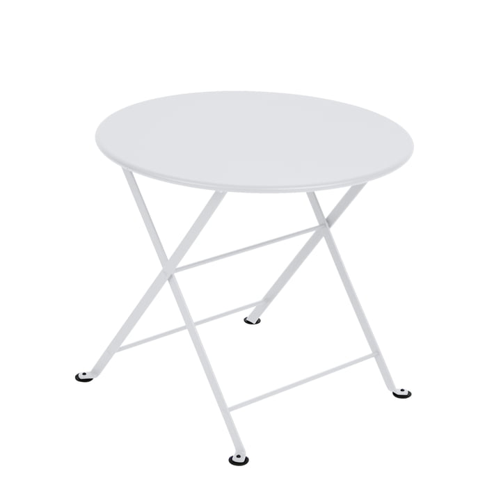 Fermob - Tom Pouce Table basse en blanc coton
