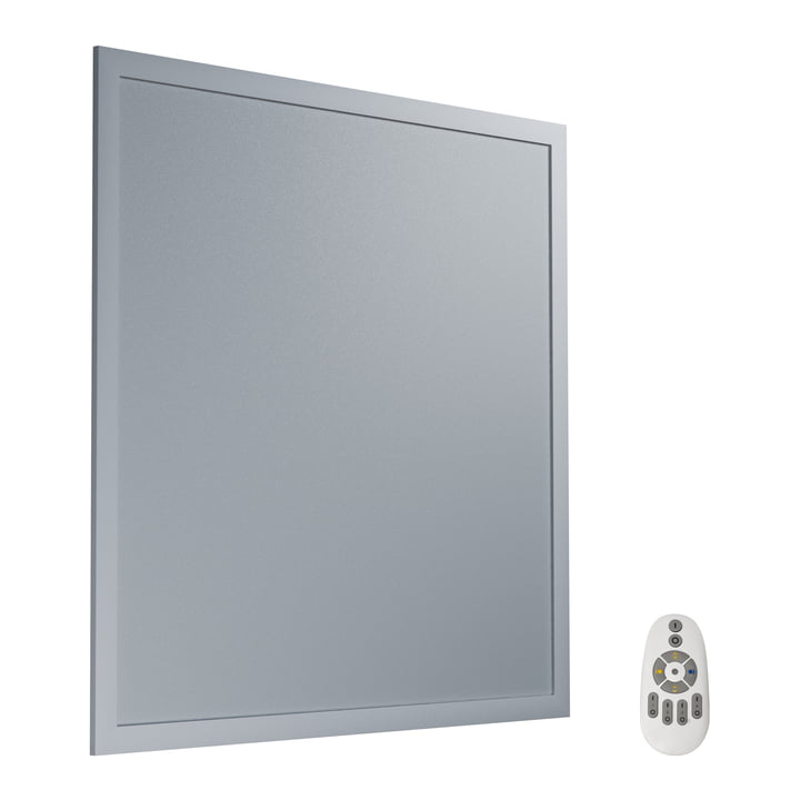 Panneau LED Planon Plus, 30W / 2800lm, 60x60cm, variateur d'intensité par Osram en blanc