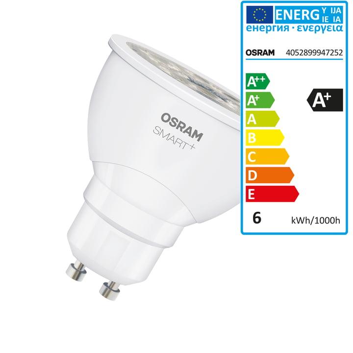 SMART+ LED PAR 16-Lampe (GU10 / 6 W) par Osram