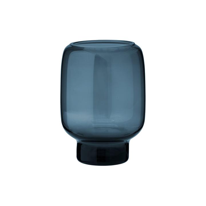 Stelton - Vase Hoop, H 14cm, midnight blue