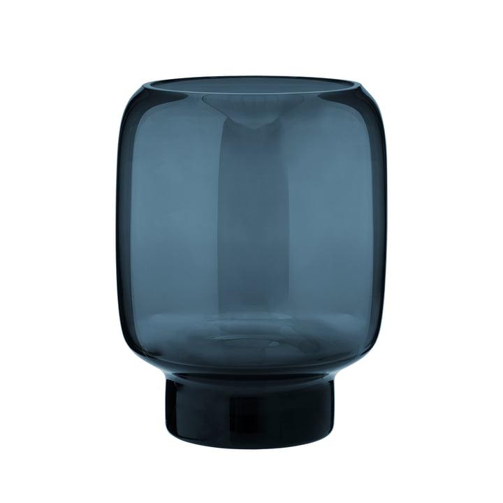 Stelton - Vase Hoop, H 20cm, midnight blue