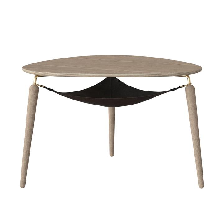 Hang Out Table basse de Umage en chêne naturel