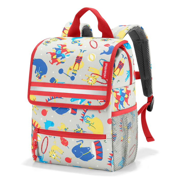 Le backpack kids de reisenthel, circus