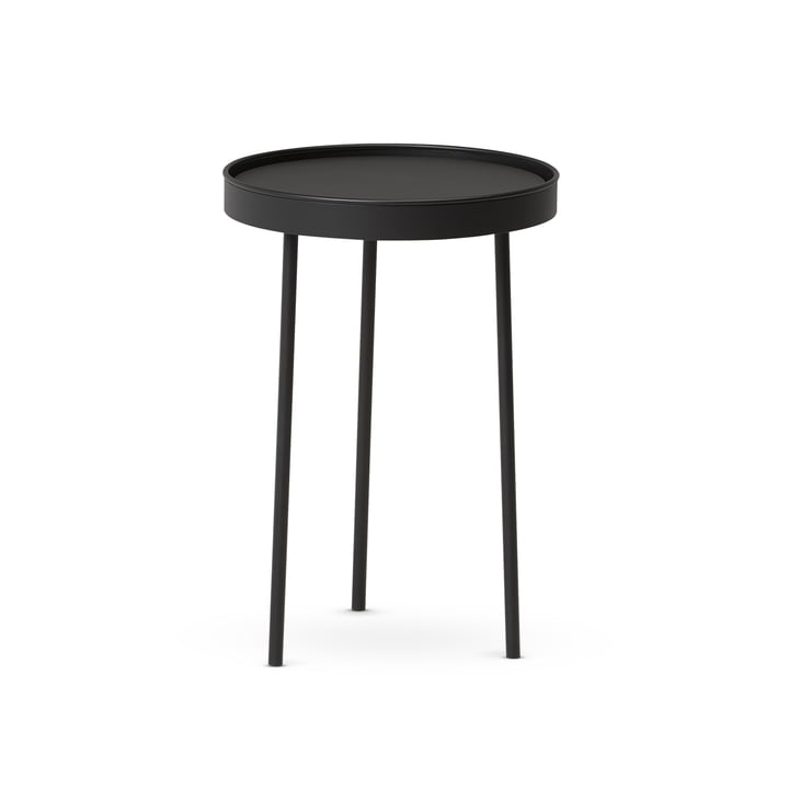 Northern - Petite table Stilk Coffee, Ø 35 x H 50 cm, noir