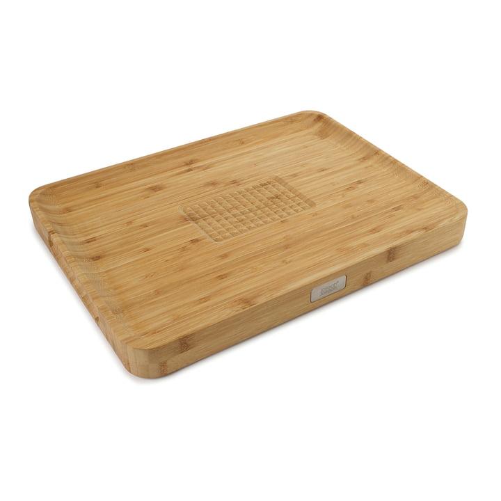 Planche à découper Cut & Carve Bamboo de Joseph Joseph