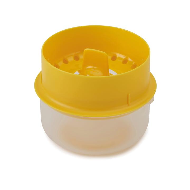 Séparateur d'œuf YolkCatcher par Joseph Joseph en jaune