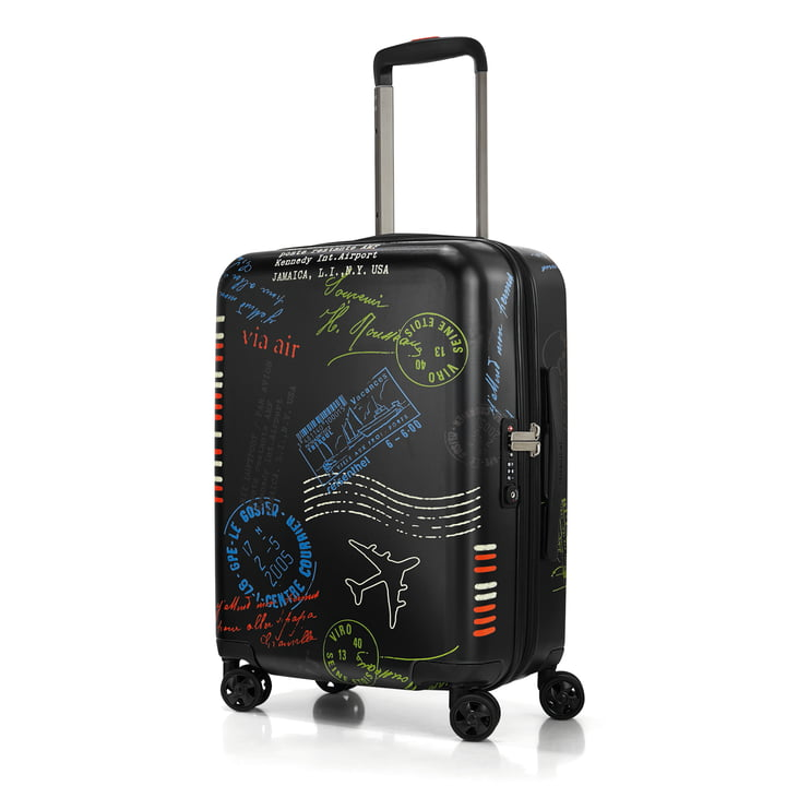 reisenthel - boardcase, timbres (Special Edition)