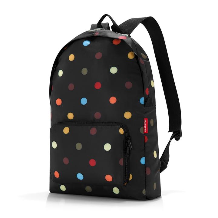 Le sac à dos mini maxi de reisenthel, dots