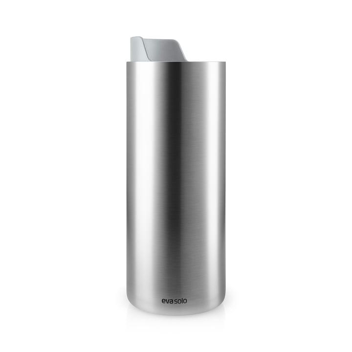 La tasse Urban To Go 0,35 ml d'Eva Solo en gris marbre