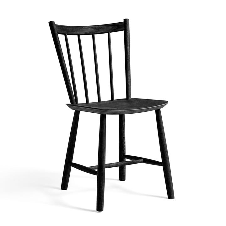 La J41 Chair de Hay, noir
