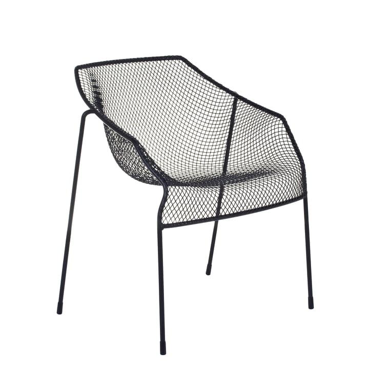 La chaise Heaven d'Emu, en blanc (24)