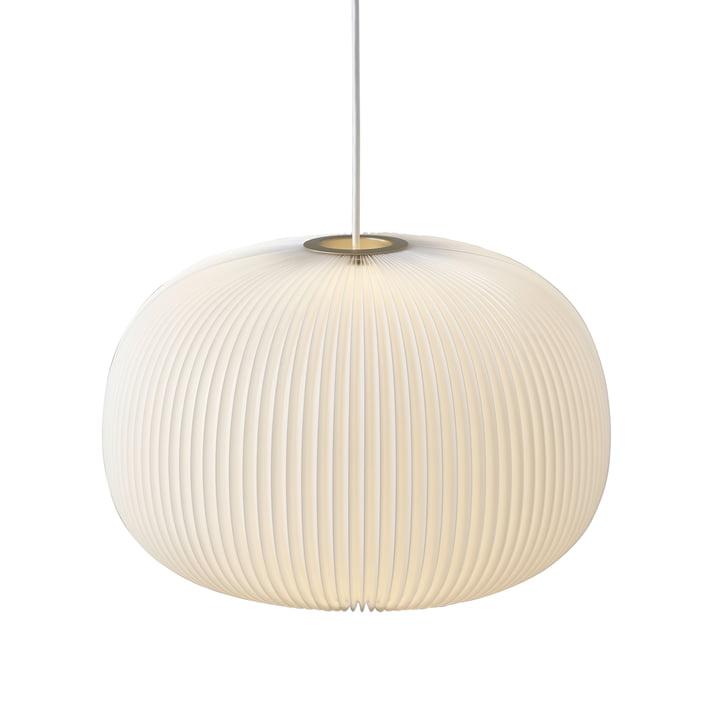 Le Klint - Lamella 1 suspension lumineuse, doré/blanc