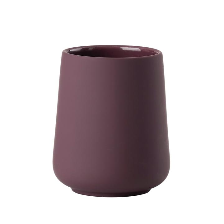 Coupe à brosse à dents violette de Zone - Nova One