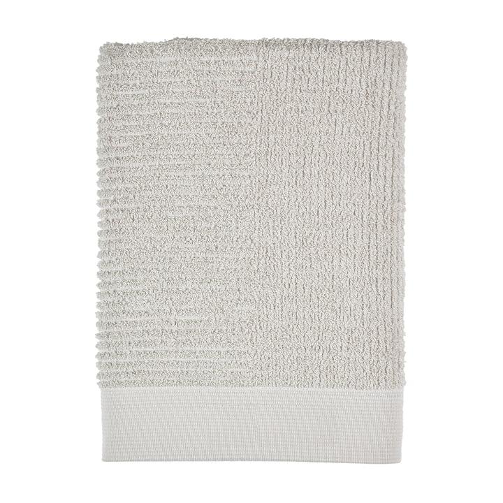 La serviette de bain Classic de Zone Denmark, 70x140cm, crème