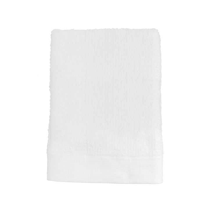 The Zone Denmark - Serviette Classic, 100 x 50 cm, blanc