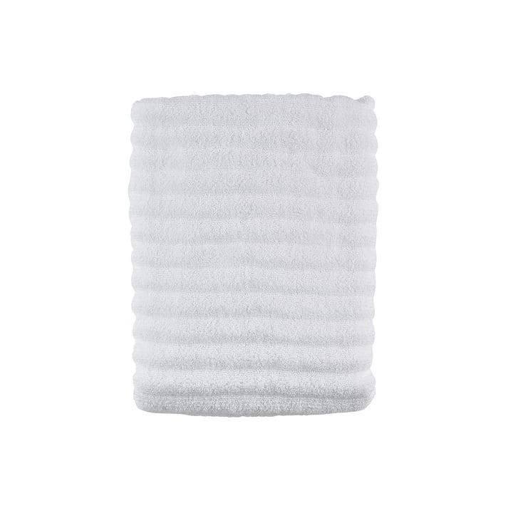 La serviette Prime de Zone Denmark, 50 x 100 cm, blanc