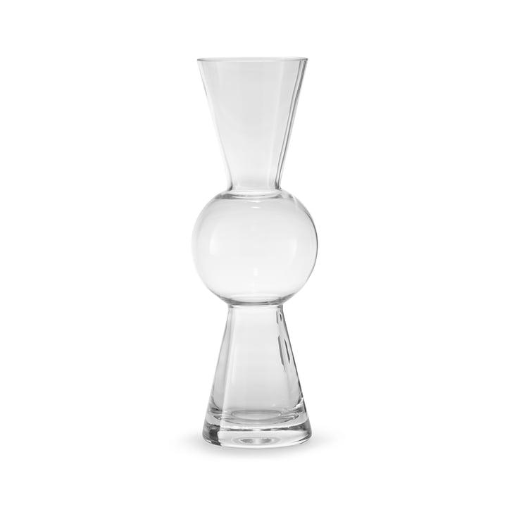 Vase Bon Bon de Design House Stockholm en transparent