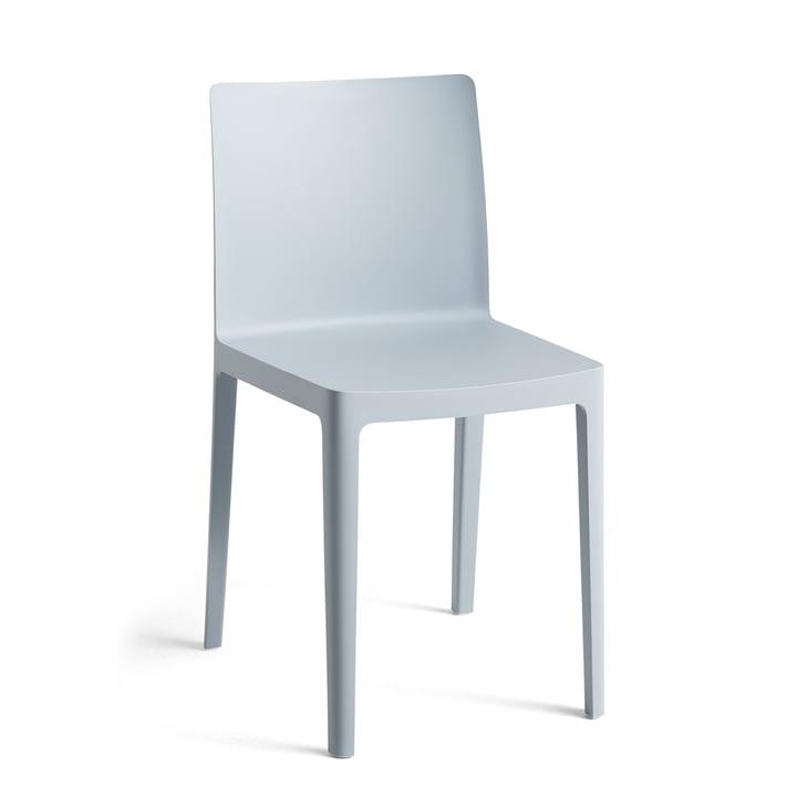 Foin - Chaise Élémentaire, gris bleu