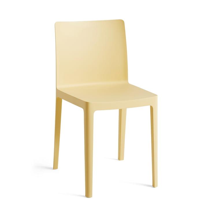 Le Foin - Chaise Élémentaire, jaune clair