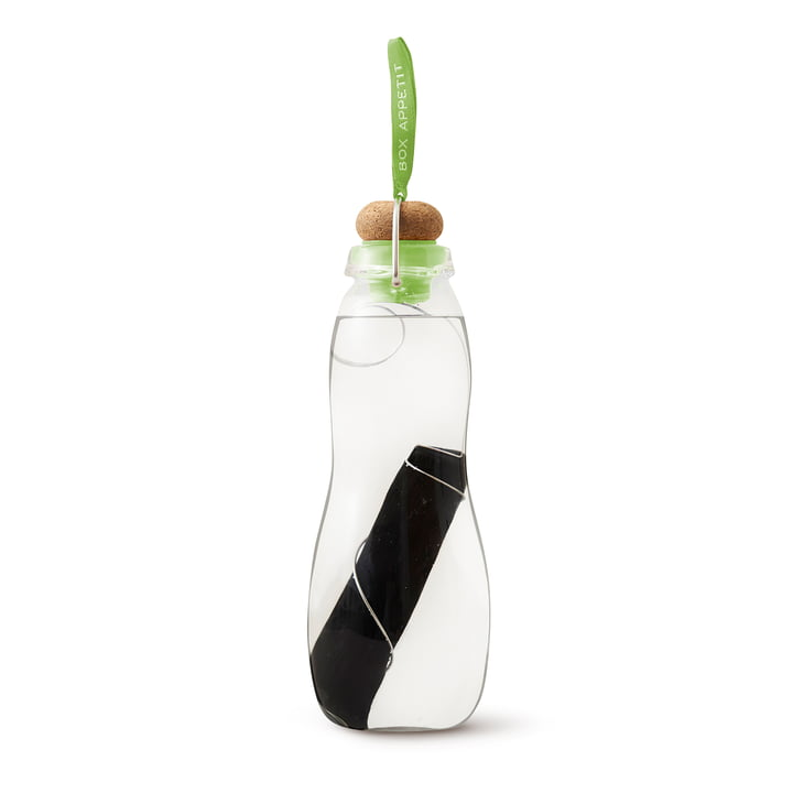 Eau Good en verre de Black + Blum en citron vert