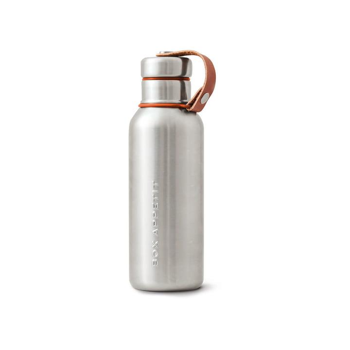 La water Bottle isotherme en acier inoxydable de Black + Blum, 0,5L, orange