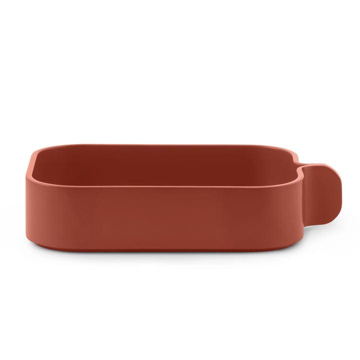Bent Box de Normann Copenhagen en orange rouille