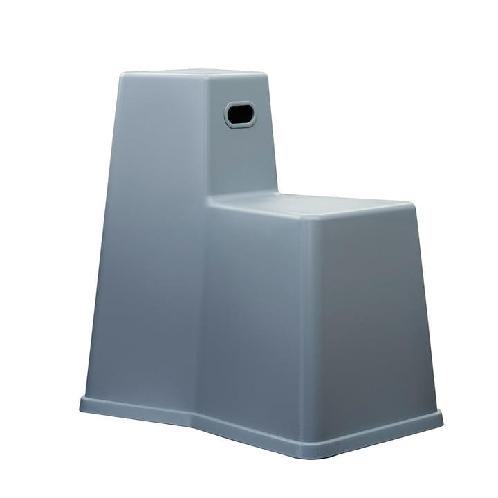 Le tabouret Tool de Vitra en gris clair