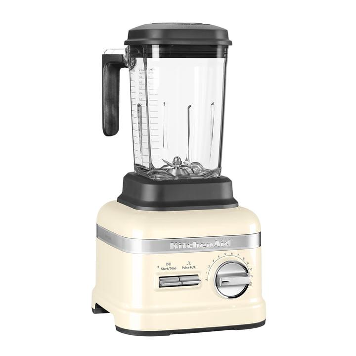 KitchenAid - Mixeur Artisan Power, crème