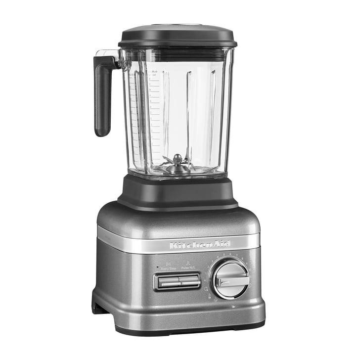 KitchenAid - Mixeur Artisan Power Plus, argenté