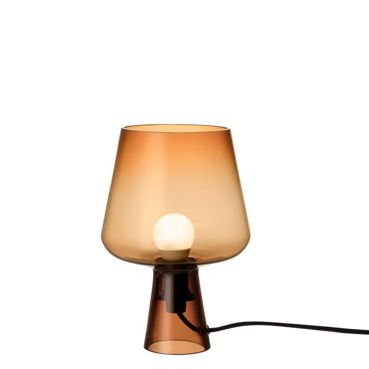 La lampe Iittala - Leimu, Ø 16,5 x H 24 cm, cuivre