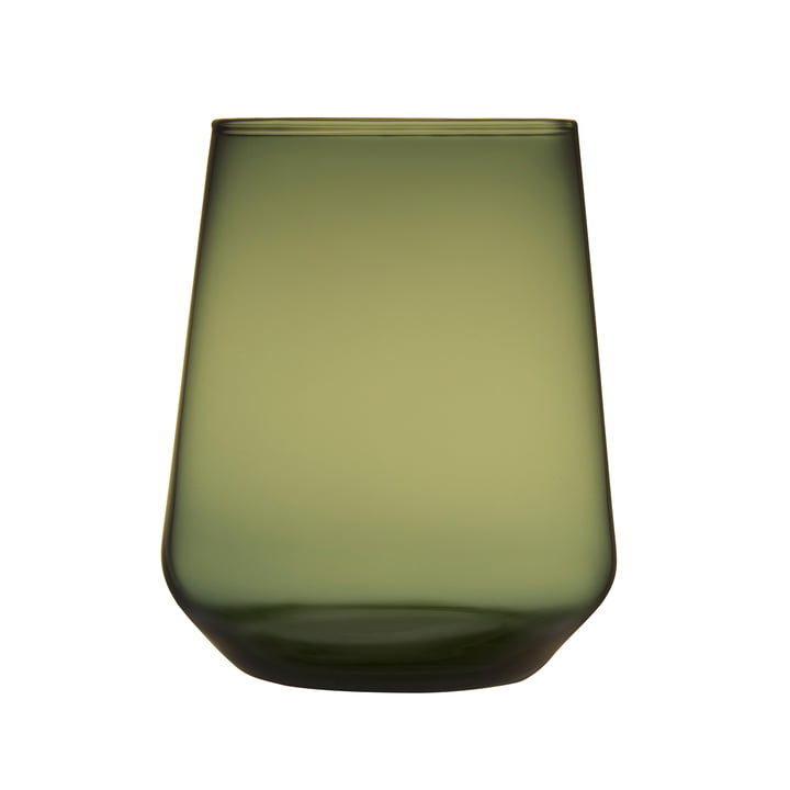 L'Iittala - Essence verre à eau 35 cl, vert mousse