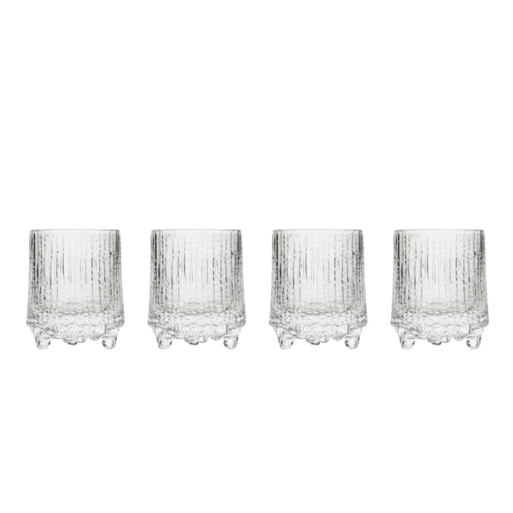 Verre à shot Ultima Thule 5 cl (Lot de 4) par Iittala