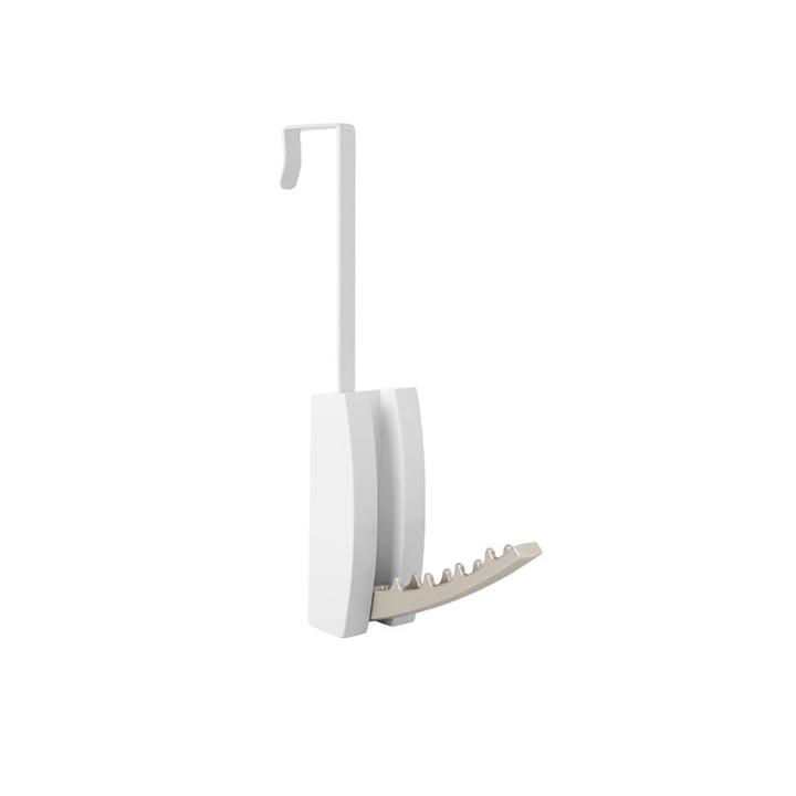Umbra - Flip Valet Crochet de porte, blanc
