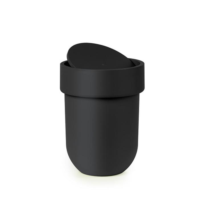 Umbra - poubelle Touch, noir