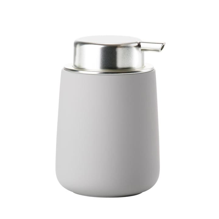 The Zone Denmark - Distributeur de savon Nova en gris doux