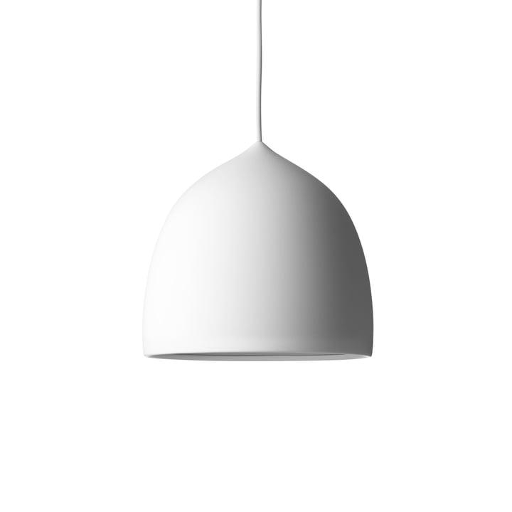 The Fritz Hansen - Suspence Suspence Luminaire suspendu P1, blanc mat