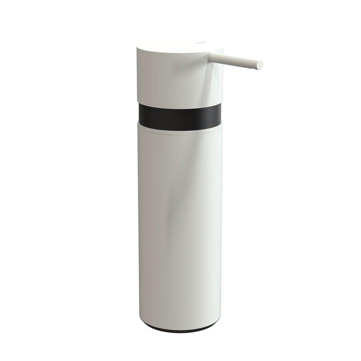 Distributeur de savon blanc noir de Frost