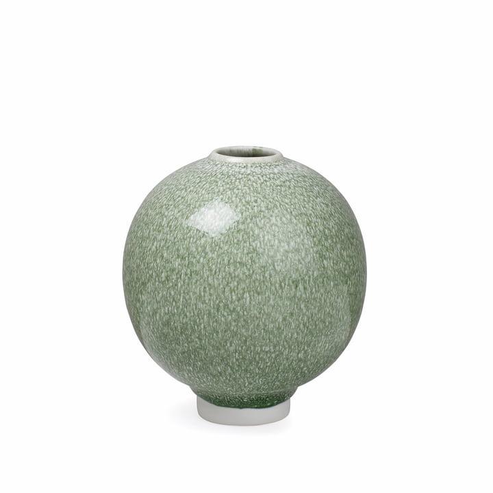 The Kähler Design - Unico Vase H 12,5 cm, mousse