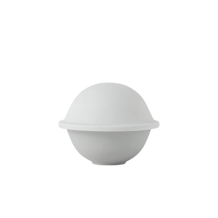 Chapeau Bonbonnière Ø 12 cm en blanc de Lyngby Porcelæn