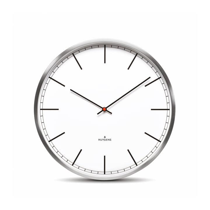 One35 horloge murale radio Huygens - cadran index