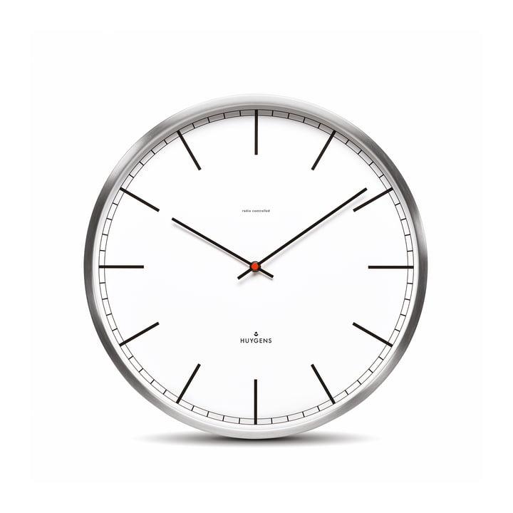 One35rc horloge murale radio Huygens - cadran index