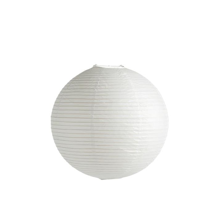 Rice Paper Abat-jour Ø 50 cm de Hay en blanc classique