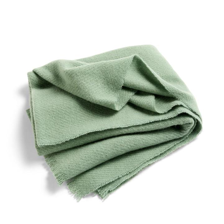 Tapis mono 130 x 180 cm de Foin en vert vert-de-gris
