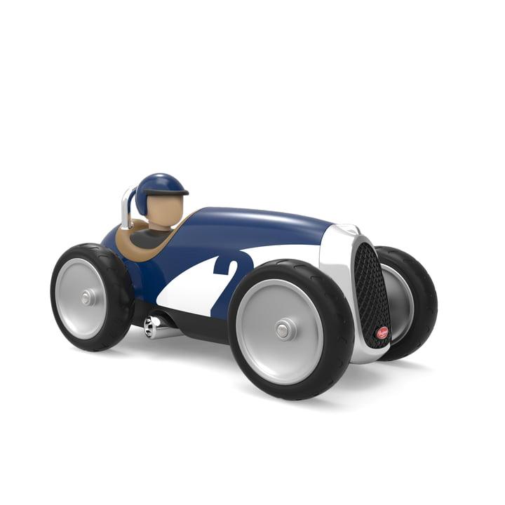 Racing Car par Baghera en bleu