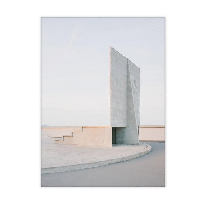 Marseille par Collectif Papier, 50 x 70 cm